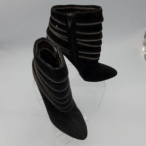 NWT CR LUXE Booties